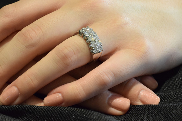 Diamond Ring #7724